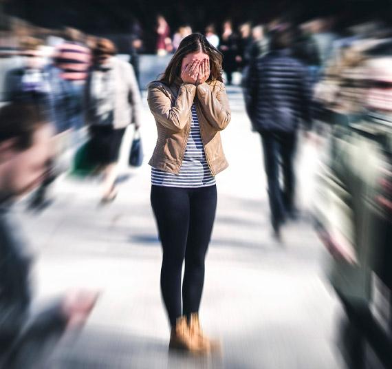Disturbo di Panico (Attacchi di Panico) - Amelia Frasca Psicologa Psicoterapeuta Catania